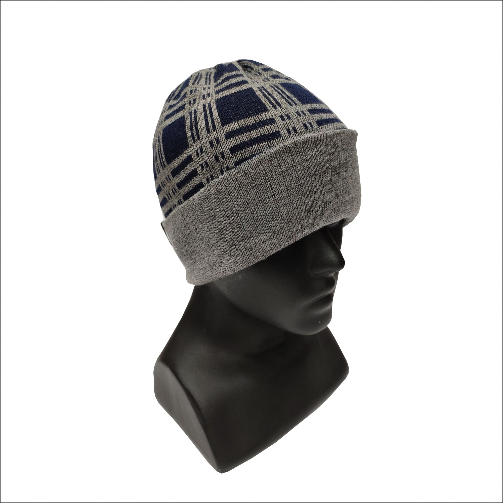 Pure Wool Cap