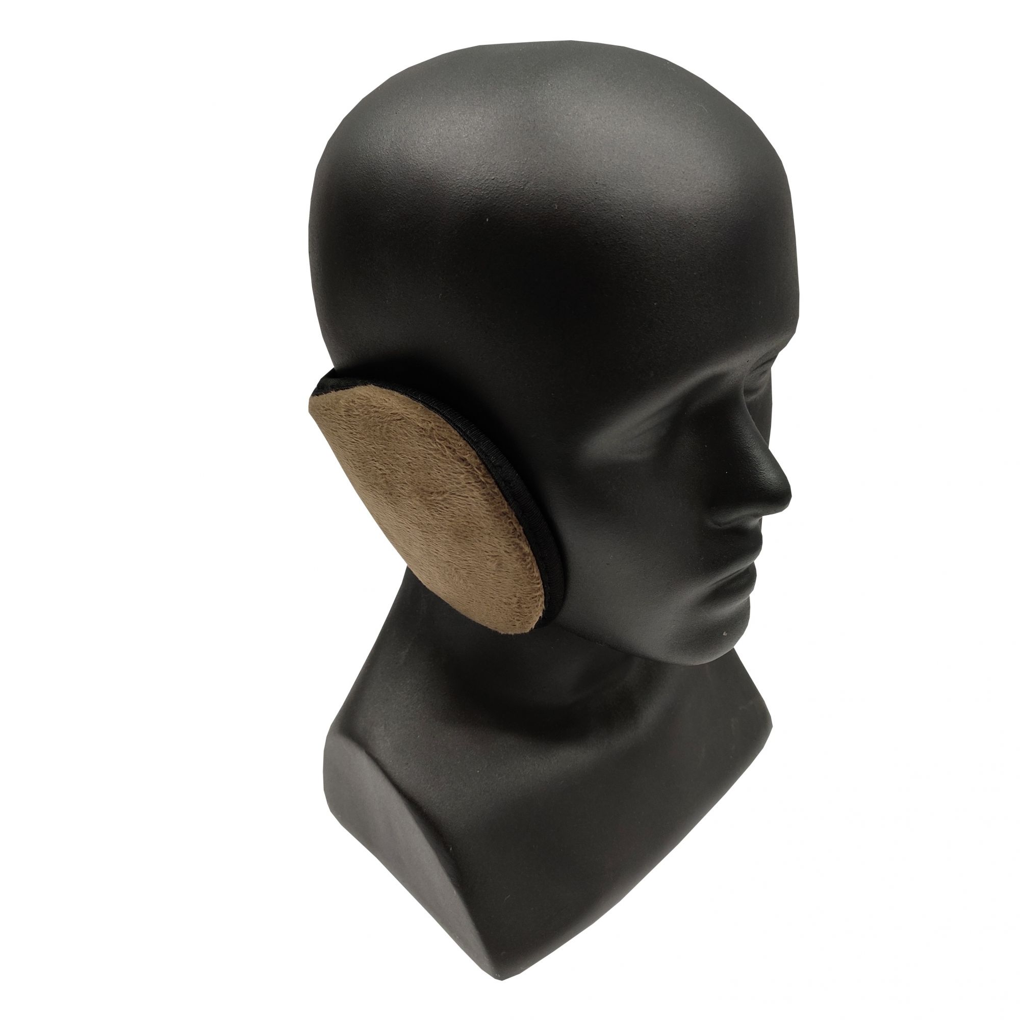 Earmuff- Brown