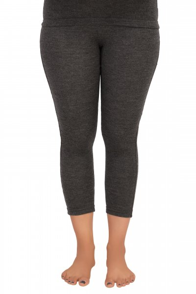 Purewool Thermal Bottom - Dark Grey